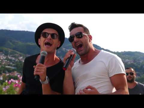 Tropico Band Feat. Mirza Soljanin - Sarajevo - Beograd - (Official Video 2015.)HD