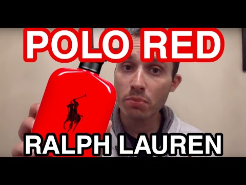 Ralph Lauren Fragrancecologne Review Polo Red dthrsCQx