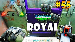 Finalmente Invadimos os Royal Tribe 8) #55 -  Ark Survival Evolved Multiplayer