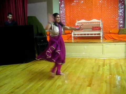 Tanvi's Mendhi Dance