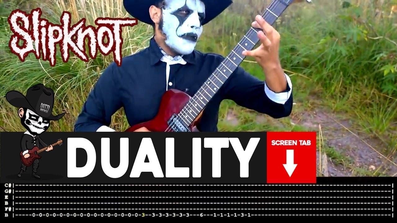 slipknot duality download free