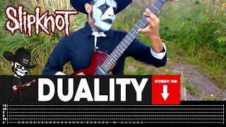 Slipknot Duality Guitar Cover By Masuka W Tab