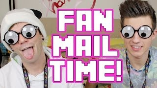 OUR FIFTH MAIL VLOG (PART ONE)