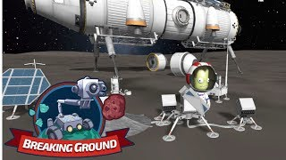 A Look at the Breaking Ground DLC - KSP