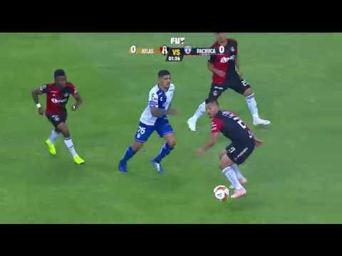 Resumen Atlas vs Pachuca Jornada 16 Liga MX