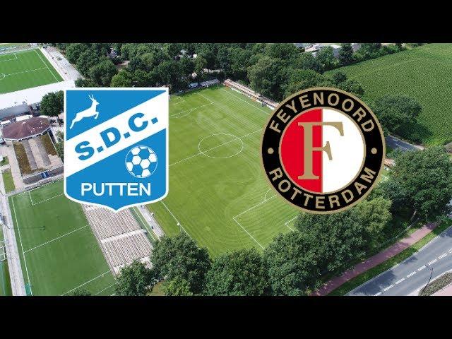 VeluweFM: SDC Putten - Feyenoord compilatie