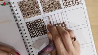 embellishment 24 : Filler elements for intricate bridal mehendi