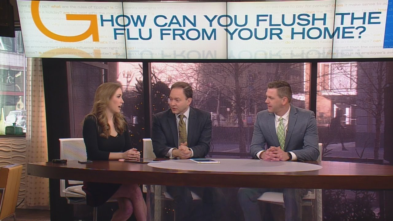 Discussion: How Do You Flush The Flu From Your House?