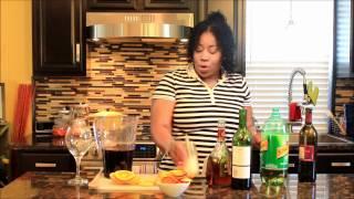 How To Make Sangria