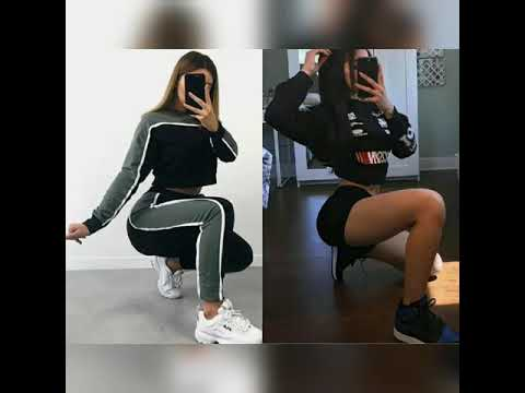 Mirror selfie poses for girls/ sitting down mirror selfie poses