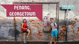 Video THE BEST WAY TO EXPLORE PENANG - GEORGETOWN (INC FOODS & ATTRACTIONS) │ TRAILER download MP3, 3GP, MP4, WEBM, AVI, FLV Juli 2018