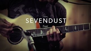 "Sevendust ""Trust"" At Guitar Center"