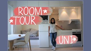 University Room Tour in Sweden | Timmy Tries Ep. 10