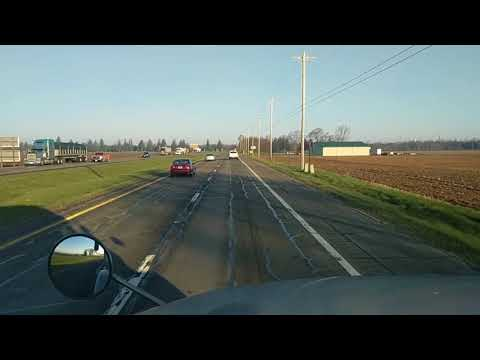 Norwalk, Ohio to Findlay, Ohio.(1)