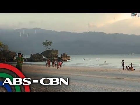 Bandila: Last-minute inspection sa pagbubukas ng Boracay