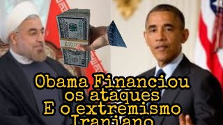 Trump: Obama Financiou O Terrorismo e Os Ataques