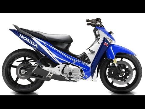 kumpulan modifikasi motor bebek honda supra