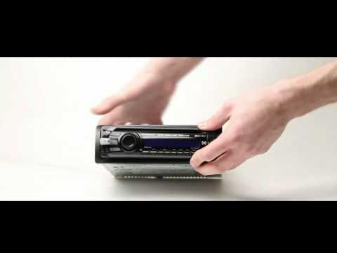 Автомагнитола Sony CDX-GT39U