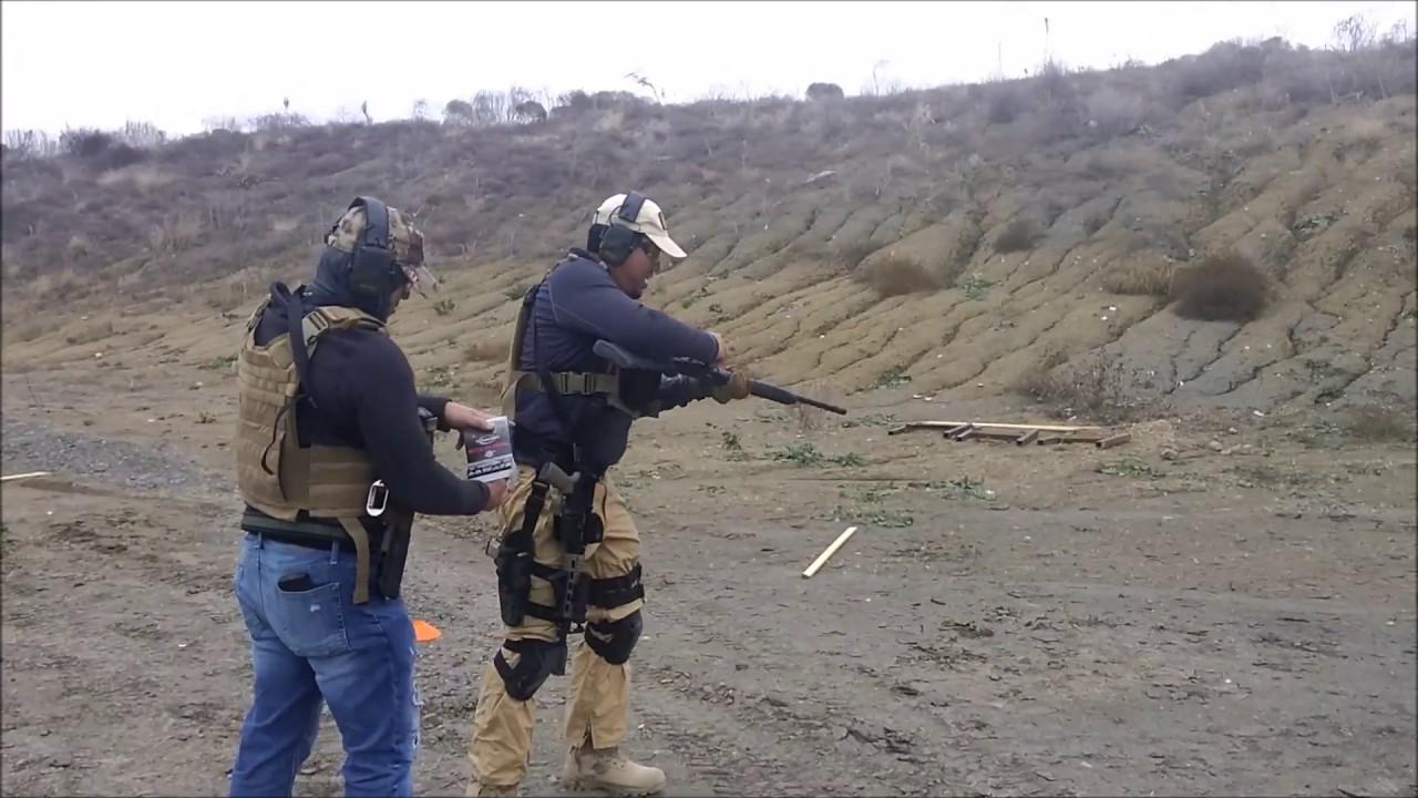 GIRSAN MC 312 SEMI AUTO SHOTGUN SHOOTING