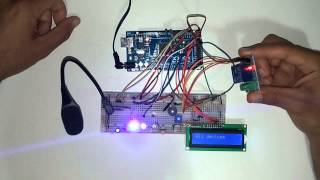 Voice Recognition with Arduino - RGB LED and Light Bulb (Home Automation)