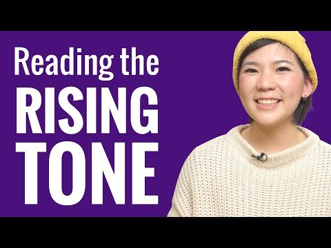 Ask a Thai Teacher - How Do You Read the Rising Tone?