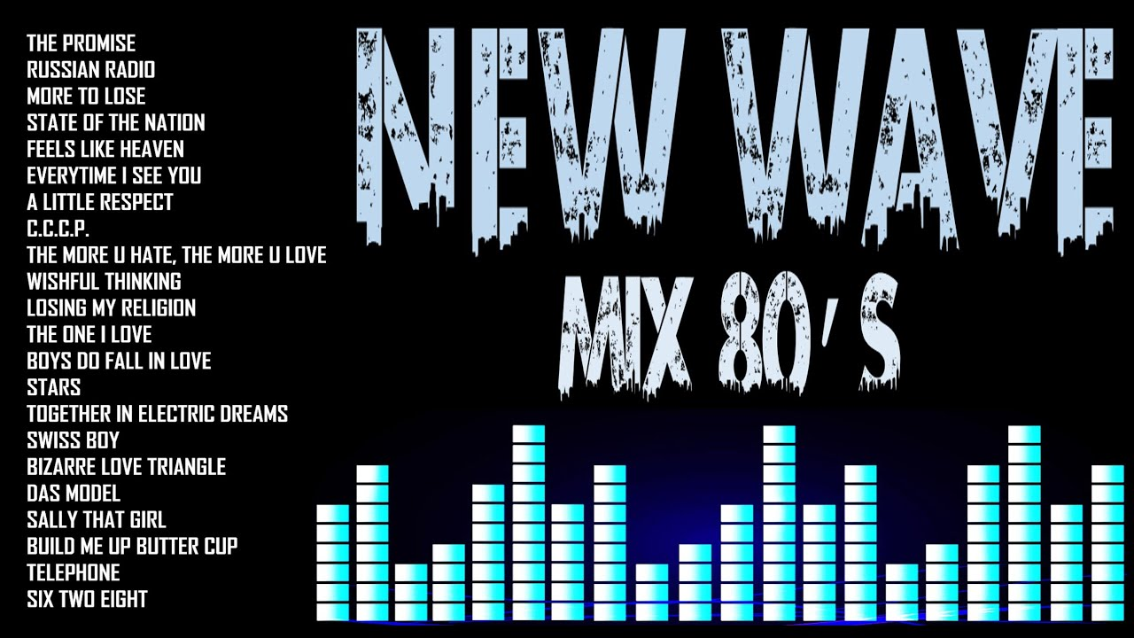 Download Non Stop New Wave Mix    Pop Hits 80's    New wave 80's   