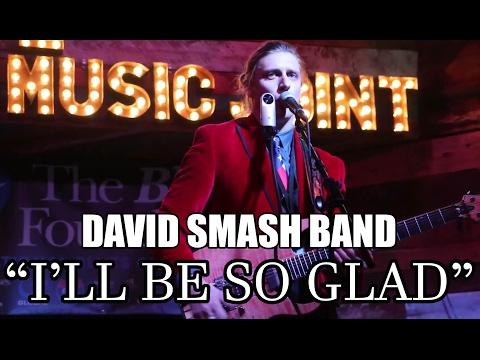 "David Smash Band IBC 2017 Semi Finals, Original song ""I'll Be So Glad"""