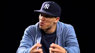 Lecrae and Trip Lee Talk with Justin Taylor