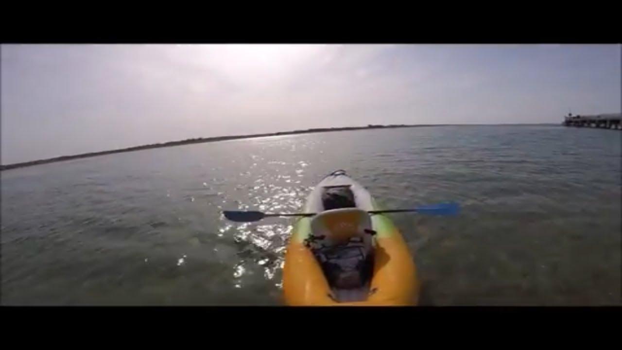 Aqua Marina Orca Inflatable Kayak