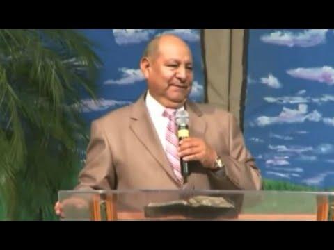 Pastor Alejandro Bullón - Sermón Hlando la pala sin temor