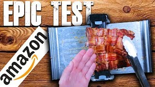 Bacon Gadget Put To Epic Test