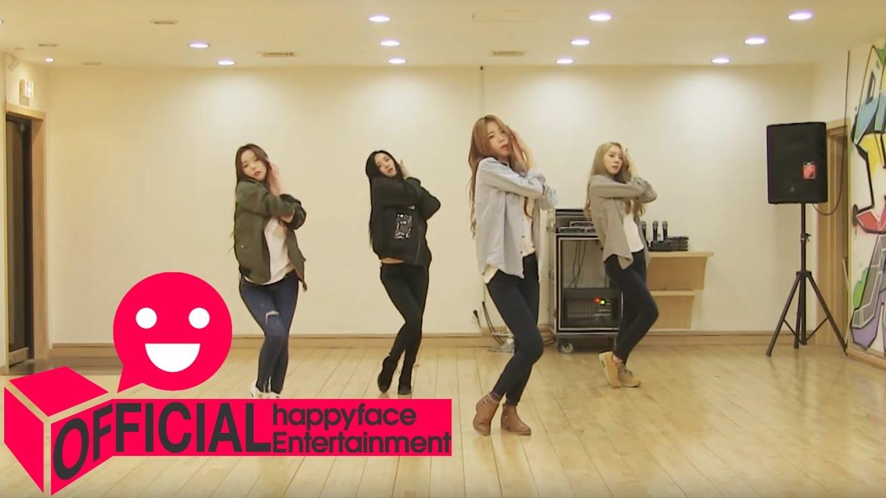 달샤벳 '너 같은 ' 안무영상 Dance Practice ▶3:26