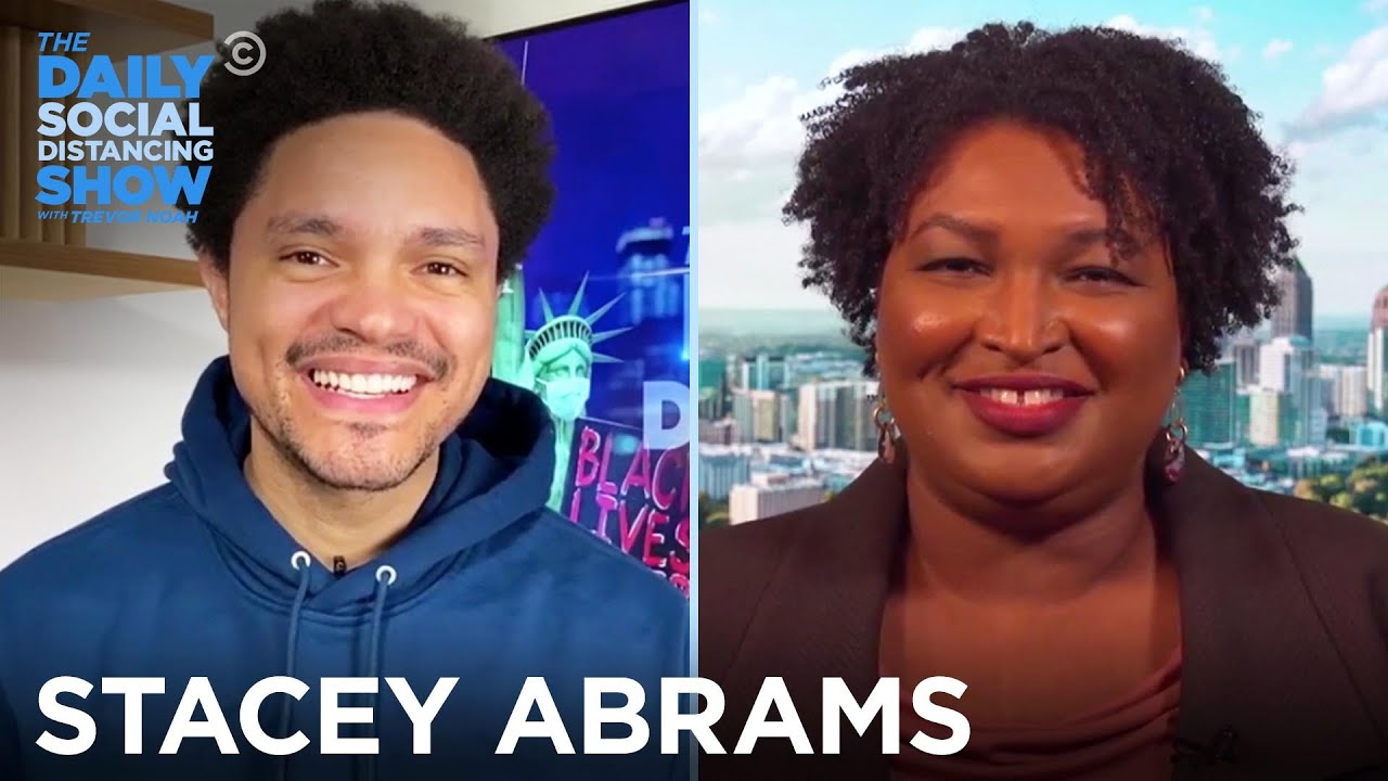 "Stacey Abrams: Flipping Georgia Blue & The ""Magic"" of Black Women 