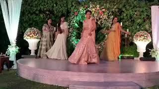 Gambar cover Sangeet Performance on Deewana Hai Dekho - K3G | The Wedding Script