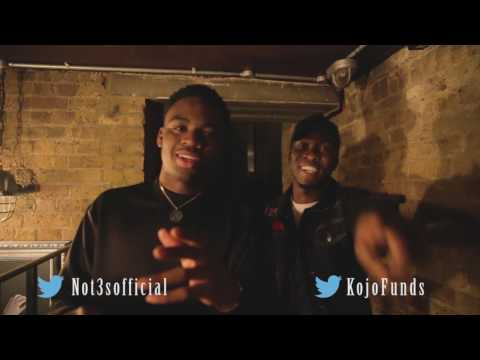 Juls Ft Kojo Funds, Not3s & Eugy - Bad (Behind The Scenes)