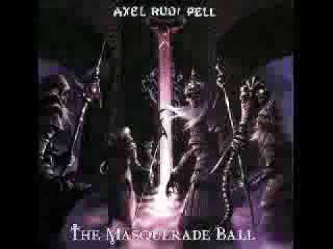 "AXEL RUDI PELL "" The Masquerade Ball """