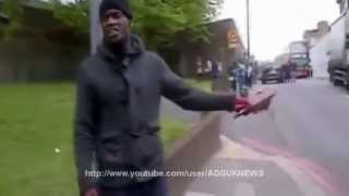 British Soldier Beheaded On UK Street The Killer Then Tries To Justify His Actions