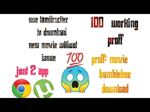 Tamilrockers new movie free download 2019