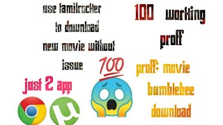 How to download movies in tamilrocker 2019 || info tamil
