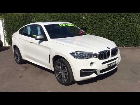 BMW X6 M50d 2016 @ Newcastle Vehicle Exchange