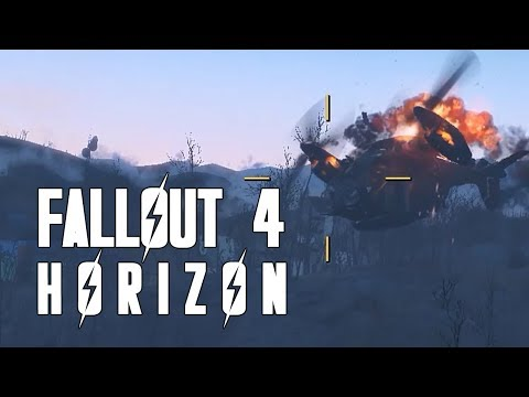 Aerial Warfare - Fallout 4 Horizon - Episode 28