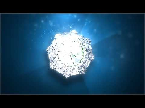 Diamond Glamour Logo After Effects Template