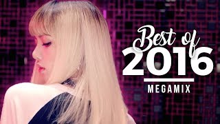 BEST OF 2016 | K-POP MEGA MASHUP (123 SONGS)
