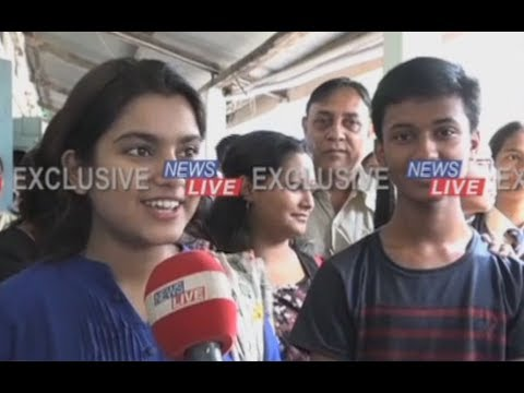 Nahid Afrin and her best friend Parthajit pass HSLC exams with flying colours