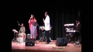 Bhole Chudiyan By Kavita Krishnamurthy & Raju Bankapur With Orchestra Saregama Of Chicago