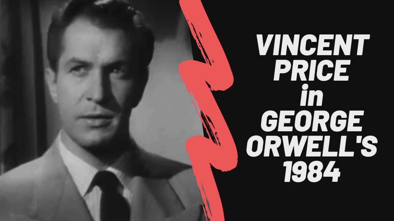 Hear Vincent Price Star in a Classic Radio Adaptation of George Orwell's 1984