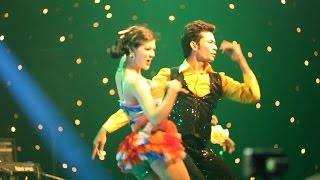 Salsa Dance Performance Zenith Dance Troupe Group New Delhi India