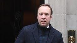 Matt Hancock: NHS is well prepared to protect UK from China coronavirus