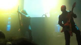 CRADLE OF FILTH - Queen Of Winter, Throned - Live - Strasbourg - 27-10/15