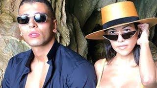 Kourtney Kardashian's ENGAGEMENT To Younes Bendjima REVEALED!
